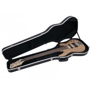 DIMAVERY ABS Case for electric-bass-1