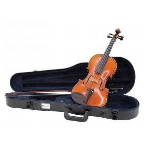 DIMAVERY ABS case for 1/8 violin-1