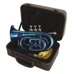 DIMAVERY TP-300 Bb Pocket Trumpet