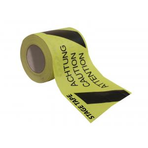 ACCESSORY Cable Tape yellow/black 150mm x 15m-1