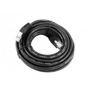 OMNITRONIC CAT-5 cable 1m bk-1