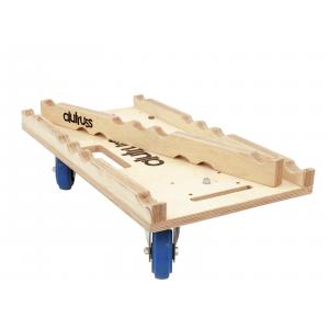 60320309-ALUTRUSS Truss Transport Board TRIO incl 3 Wheels