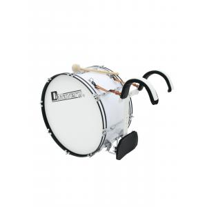 26010361-DIMAVERY MB-424 Marching Bass Drum 24x12