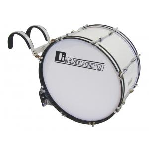 26010362-DIMAVERY MB-428 Marching Bass Drum 28x12