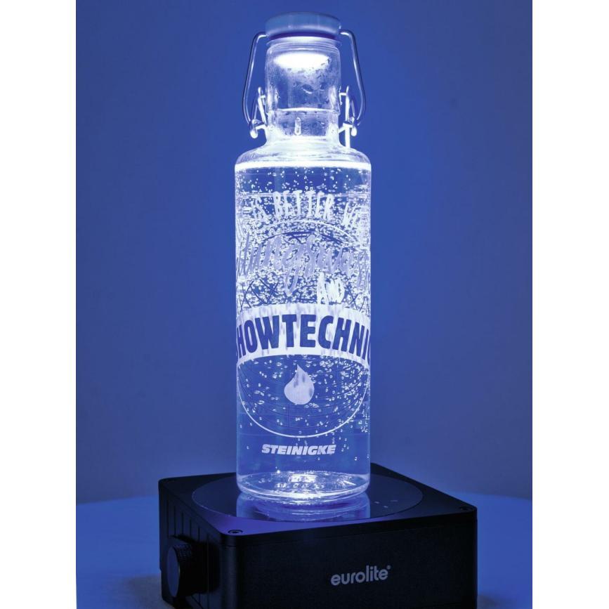 41700001-EUROLITE AKKU Flat Light 1 - LED UPLIGHT met Accu Zilver - LED Uplight-12
