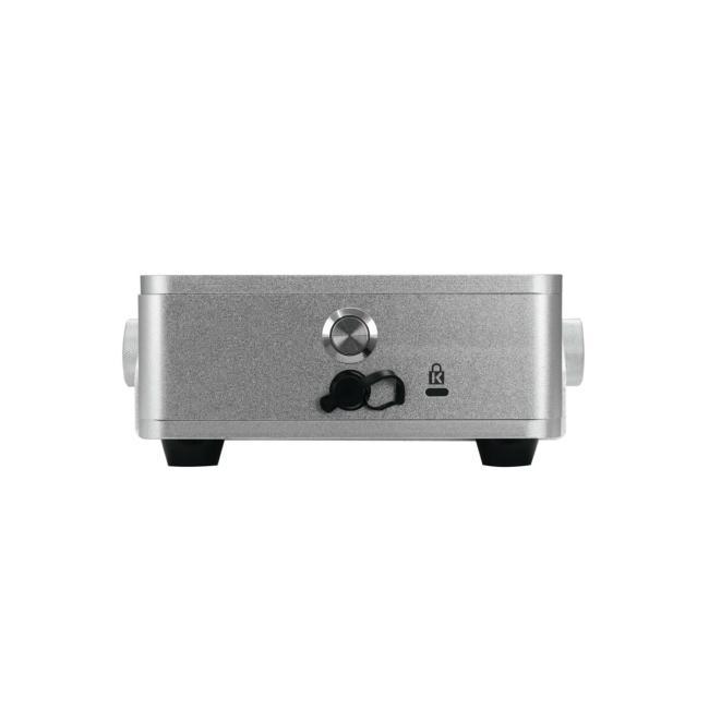 41700001-EUROLITE AKKU Flat Light 1 - LED UPLIGHT met Accu Zilver - LED Uplight-2