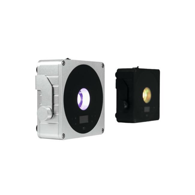 41700001-EUROLITE AKKU Flat Light 1 - LED UPLIGHT met Accu Zilver - LED Uplight-5