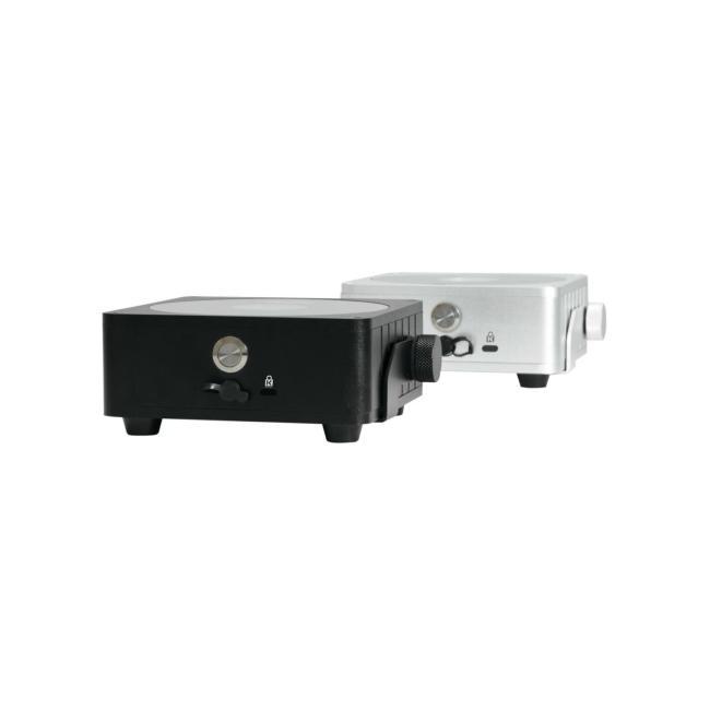 41700001-EUROLITE AKKU Flat Light 1 - LED UPLIGHT met Accu Zilver - LED Uplight-6