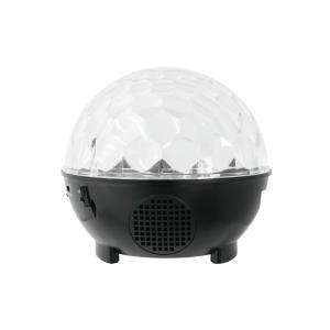51918809-EUROLITE AKKU LED BC-9 Beam Effect MP3 + FM Radio - Accu Lichteffect-1