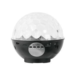 51918809-EUROLITE AKKU LED BC-9 Beam Effect MP3 + FM Radio - Accu Lichteffect