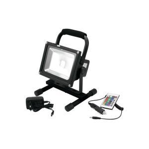 51914201-EUROLITE AKKU LED IP FL-20 COB RGB Spot - Accu Spot