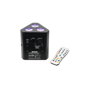 41700500-EUROLITE AKKU TL-3 TCL Trusslight - LED Uplight-1