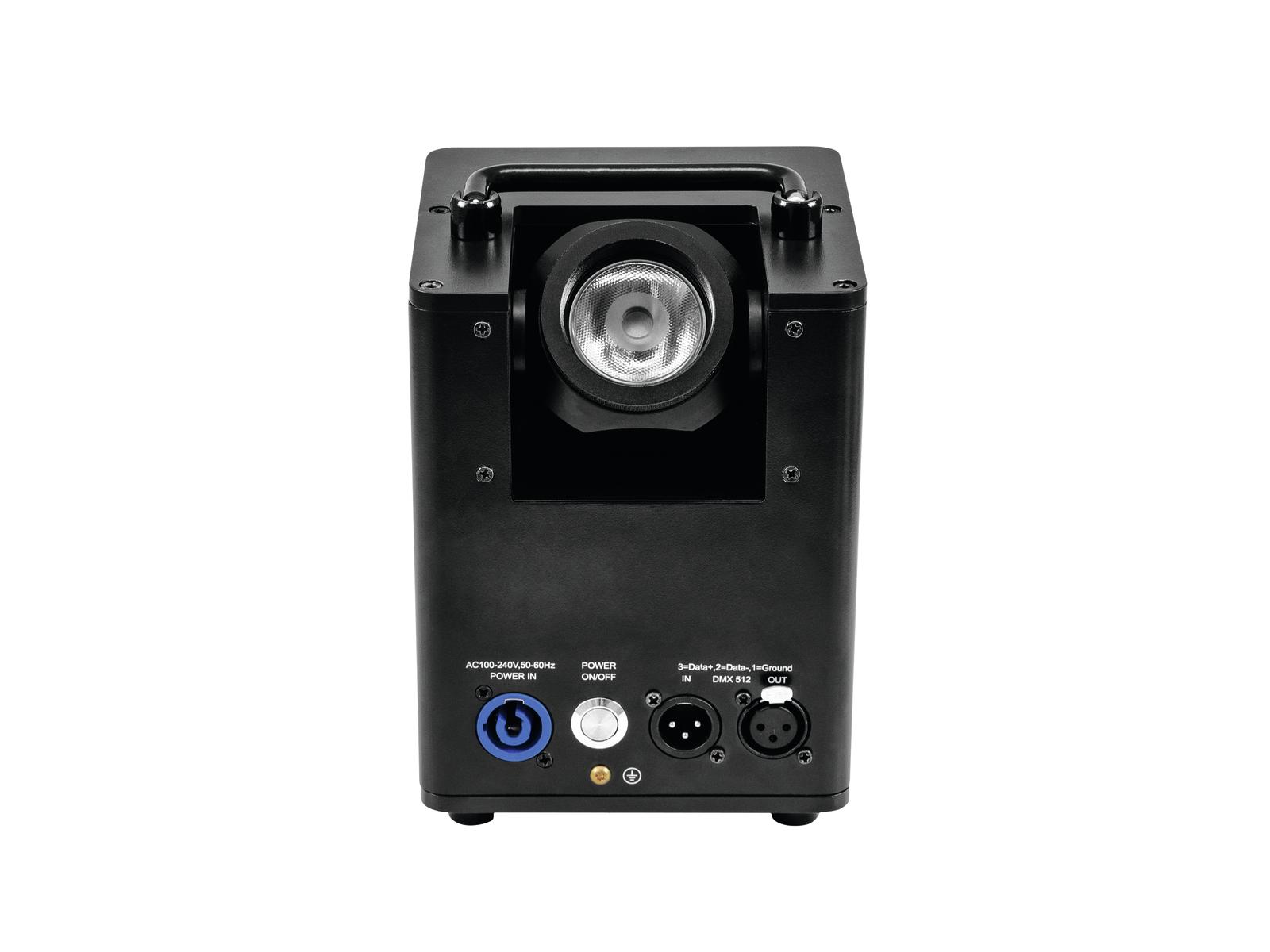 41700506-EUROLITE AKKU UP-1 Glow QCL Flex Spot QuickDMX - LED Uplight-1