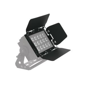 41602588-EUROLITE Barndoors voor LED CLS-18x8W 4in1 RGBW zwart