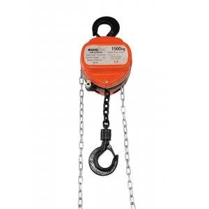 58000120-EUROLITE Chain Hoist 10M/1.5T