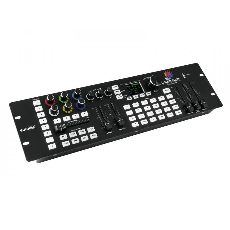70064575-EUROLITE DMX LED Color Chief Controller-8