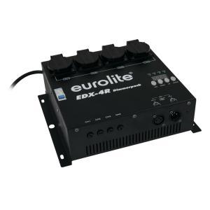 70064073-EUROLITE EDX-4R DMX RDM Dimmer Pack-1