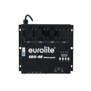 70064073-EUROLITE EDX-4R DMX RDM Dimmer Pack