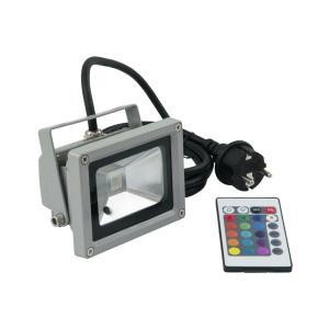 51914600-EUROLITE LED IP FL-10 COB RGB 120° RC