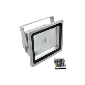 51914605-EUROLITE LED IP FL-30 COB RGB 120° RC