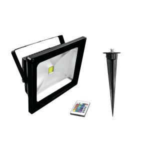 51914684-EUROLITE LED IP FL-30 COB RGB IR + Stake