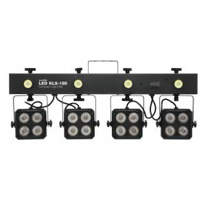 42109630-EUROLITE LED KLS-180 LED Par Set