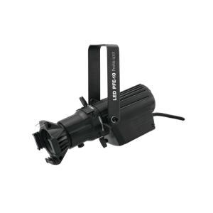 40001765-EUROLITE LED PFE-10 3000K Profiel Spot zwart-1
