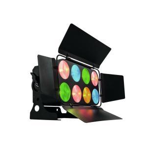41606450-EUROLITE LED PMC-8x30W COB RGB MFL-1