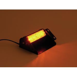 50603630-EUROLITE LED Police Light PRO 12V amber High Power-1