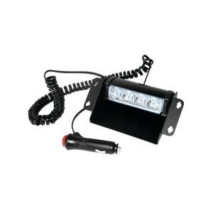 50603630-EUROLITE LED Police Light PRO 12V amber High Power
