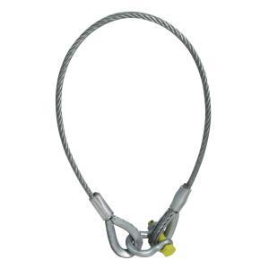 58010492-EUROLITE Lifting Rope 2000x10mm