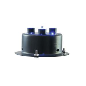 50301096-EUROLITE MD-1015 Spiegelbolmotor 3x1W LEDs UV-1