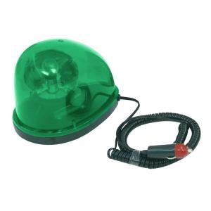 50603516-EUROLITE Police Beacon STA-1221 green 12V/21W