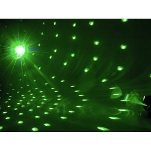 50101862-EUROLITE Spiegelbol Set 30cm met LED RGB Spot RC-1