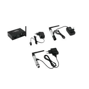 20000280-EUROLITE Stel freeDMX AP Wi-Fi-interface + QuickDMX draadloze zender