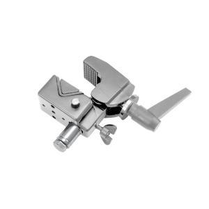 58000767-EUROLITE TH-2SC Quick-Lock Coupler Zilver