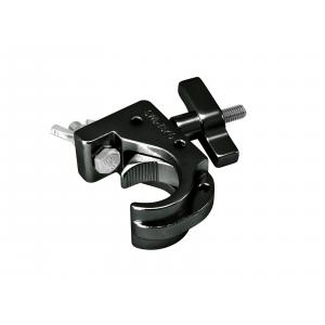 58000766-EUROLITE TH35-75 Theatre Clamp Zwart-1