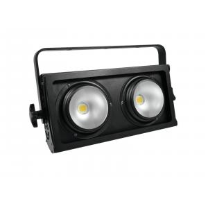 41606120-EUROLITE publieksblinder 2x100W LED COB 3200K