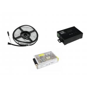 20000120-EUROLITE-set LED IP Pixelstrip 160 5 m + Trafo + Artnet-DMX-knooppunt
