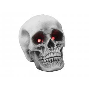 8331465P-Europalms Halloween scull 21x15x15 LED-1