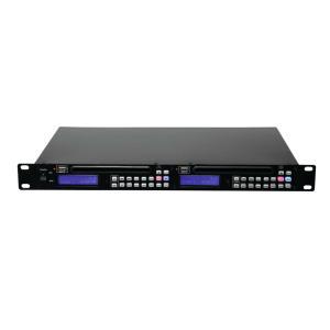 11045004-OMNITRONIC DMP-202 Dual USB/CD Player