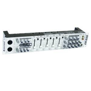10007110-OMNITRONIC EM-650 Entertainment Mixer