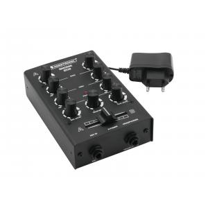 10006880-OMNITRONIC GNOME-202 Mini Mixer black-1