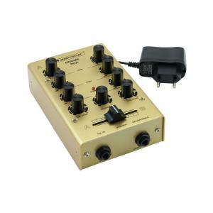 10006882-OMNITRONIC GNOME-202 Mini Mixer gold-1