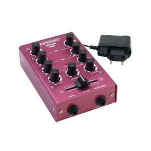 10006883-OMNITRONIC GNOME-202 Mini Mixer red-1