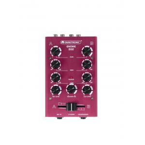 10006883-OMNITRONIC GNOME-202 Mini Mixer red