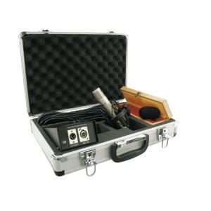 13030702-OMNITRONIC IC-1005 PRO Studio Microphone