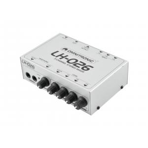 10355026-OMNITRONIC LH-026 3-Channel Stereo Mixer-1