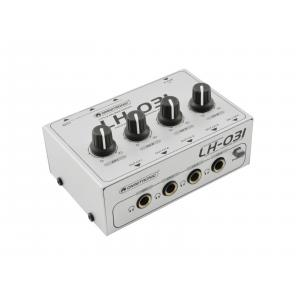 10355031-OMNITRONIC LH-031 Headphone Amplifier