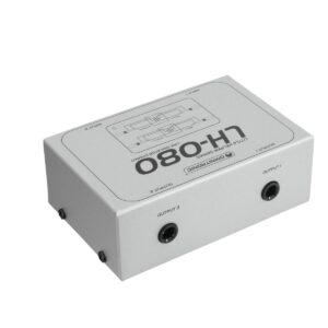 10355080-OMNITRONIC LH-080 Stereo Isolator TRS-1